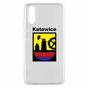 Huawei P20 Case Emblem Katowice