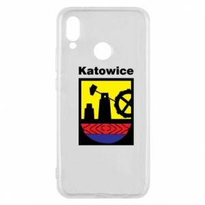 Huawei P20 Lite Case Emblem Katowice