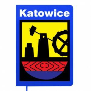 Notepad Emblem Katowice