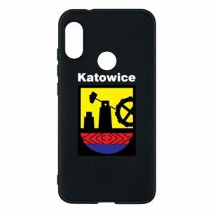 Mi A2 Lite Case Emblem Katowice