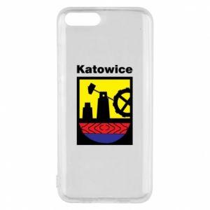 Xiaomi Mi6 Case Emblem Katowice