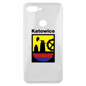 Xiaomi Mi8 Lite Case Emblem Katowice