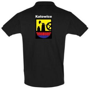 Men's Polo shirt Emblem Katowice