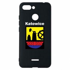Xiaomi Redmi 6 Case Emblem Katowice