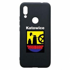 Xiaomi Redmi 7 Case Emblem Katowice
