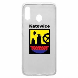 Samsung A20 Case Emblem Katowice