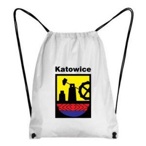 Backpack-bag Emblem Katowice