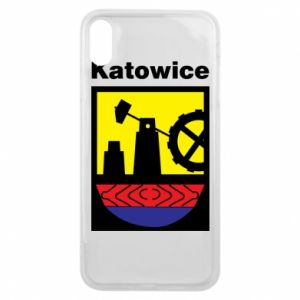 iPhone Xs Max Case Emblem Katowice