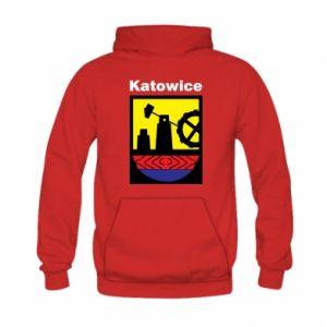 Kid's hoodie Emblem Katowice