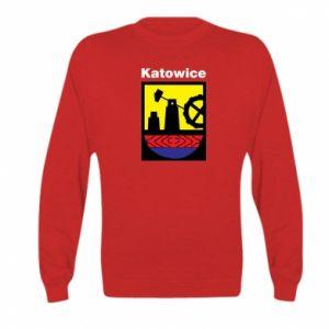 Kid's sweatshirt Emblem Katowice