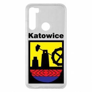 Xiaomi Redmi Note 8 Case Emblem Katowice
