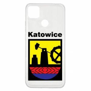Xiaomi Redmi 9c Case Emblem Katowice