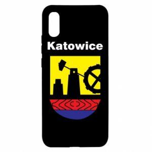 Xiaomi Redmi 9a Case Emblem Katowice