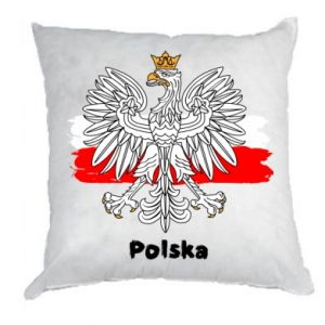 Pillow Polish emblem