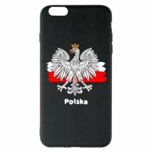 Etui na iPhone 6 Plus/6S Plus Herb Polski