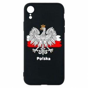 Etui na iPhone XR Herb Polski