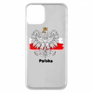 Etui na iPhone 11 Herb Polski