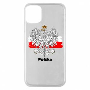 Etui na iPhone 11 Pro Herb Polski