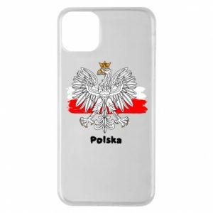 Etui na iPhone 11 Pro Max Herb Polski