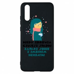 Phone case for Huawei P20 GINGER TEA