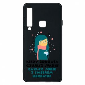 Phone case for Samsung A9 2018 GINGER TEA