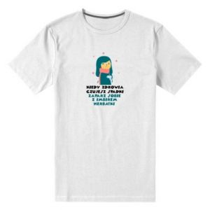 Men's premium t-shirt GINGER TEA