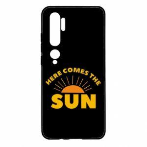 Etui na Xiaomi Mi Note 10 Here comes the sun