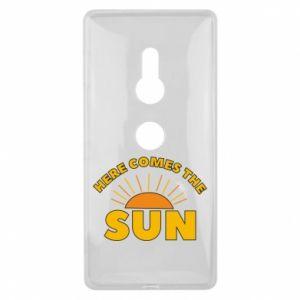 Etui na Sony Xperia XZ2 Here comes the sun