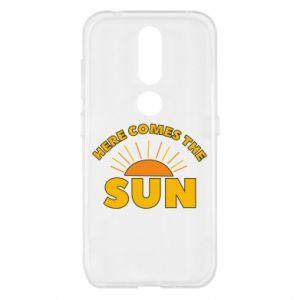 Etui na Nokia 4.2 Here comes the sun