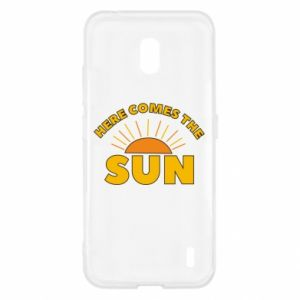 Etui na Nokia 2.2 Here comes the sun