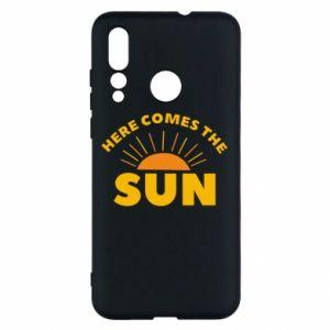 Etui na Huawei Nova 4 Here comes the sun