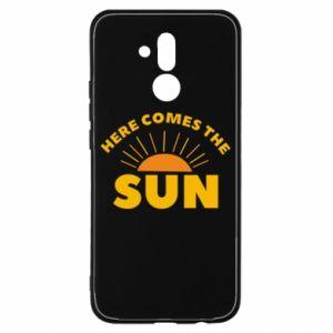 Etui na Huawei Mate 20 Lite Here comes the sun