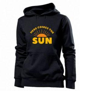 Damska bluza Here comes the sun
