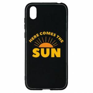 Etui na Huawei Y5 2019 Here comes the sun