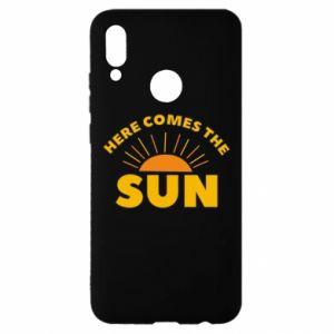Etui na Huawei P Smart 2019 Here comes the sun