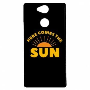 Etui na Sony Xperia XA2 Here comes the sun