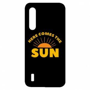Etui na Xiaomi Mi9 Lite Here comes the sun