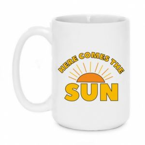 Kubek 450ml Here comes the sun