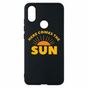 Etui na Xiaomi Mi A2 Here comes the sun