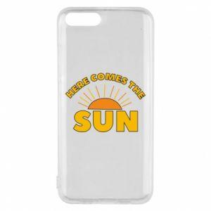 Etui na Xiaomi Mi6 Here comes the sun