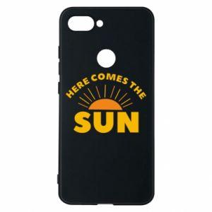 Etui na Xiaomi Mi8 Lite Here comes the sun