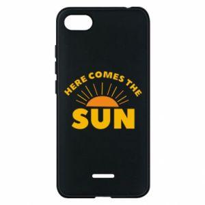 Etui na Xiaomi Redmi 6A Here comes the sun