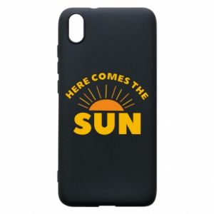 Etui na Xiaomi Redmi 7A Here comes the sun