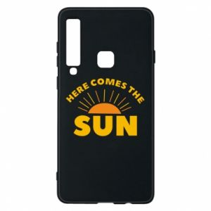 Etui na Samsung A9 2018 Here comes the sun