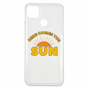 Etui na Xiaomi Redmi 9c Here comes the sun