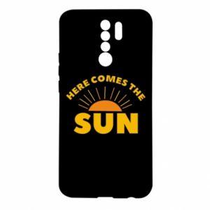 Etui na Xiaomi Redmi 9 Here comes the sun