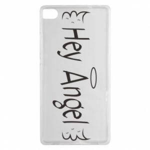 Etui na Huawei P8 Hey angel