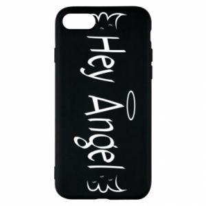 Etui na iPhone SE 2020 Hey angel