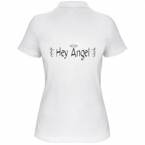 Women's Polo shirt Hey angel