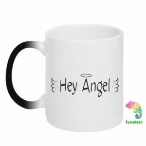 Kubek-magiczny Hey angel